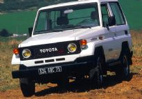 Toyota Land Cruiser 3.4D - BJ70 (11/1984-01/1990)